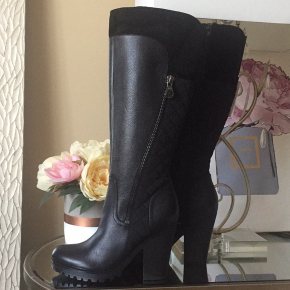 Guess Shoes - Brand New Guess Genuine leather boots Sz 10